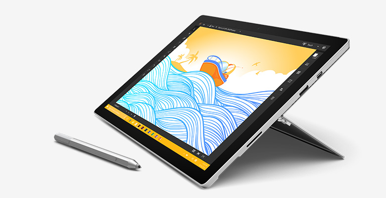 brand-microsoft-exceptionalPerformanceForSurface4-image