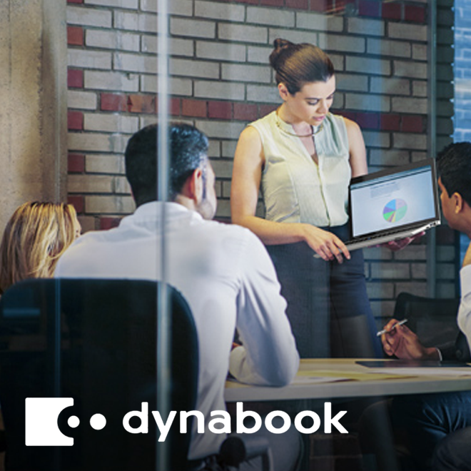 Dynabook as a Service