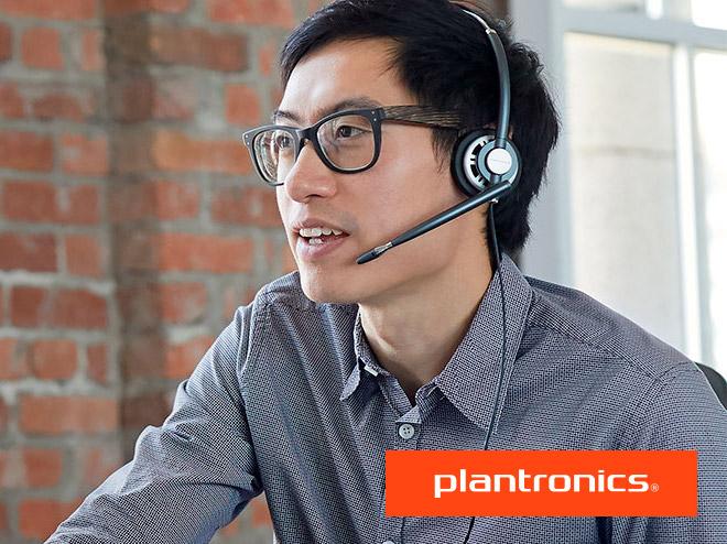 Plantronics Headset Selector