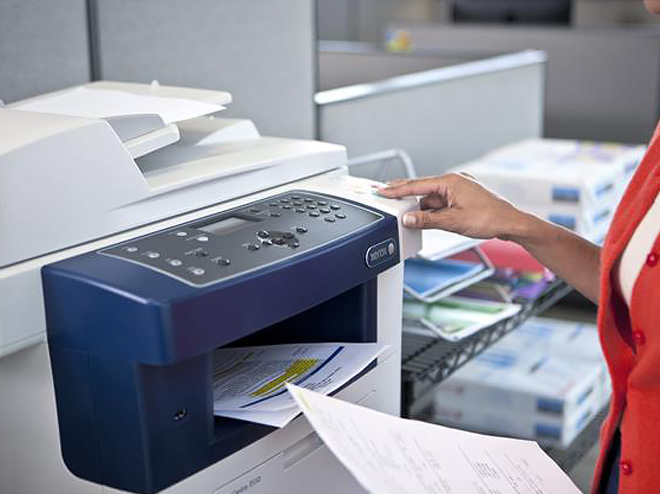 Xerox Printer Advisor