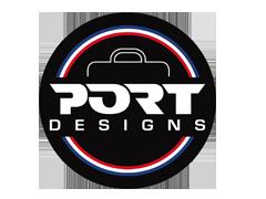 PORT Designs logo