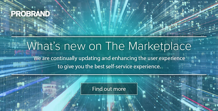 What s new on The Marketplace