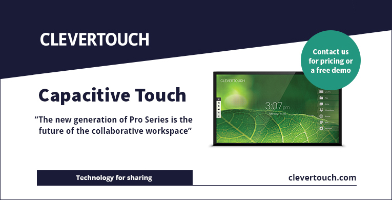 Clevertouch Capacitive Touch